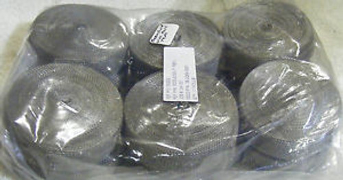 12 rolls  EMC Electromagnetic Wire Mesh Noise Shielding Tape 1 wide