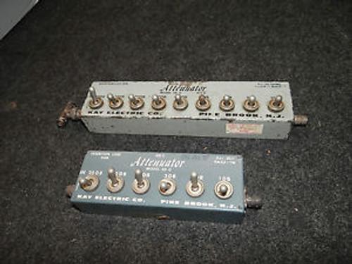 2 Kay Electric Attenuator Models 432D & 431C