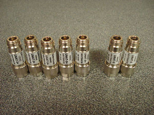 7 Mini-Circuits UNAT-3 3+ Series Attenuators 3dB DC-6GHz