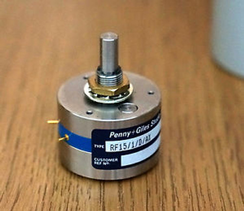 Penny + Giles RF-15 Rotary Fader Highest End 10K? Audio Potentiometer RRP £550