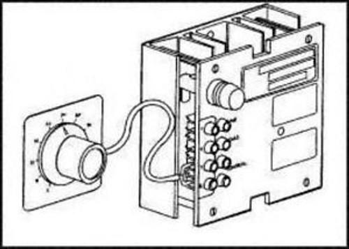 95F7102 Payne Engineering 18Tb-1-25 Variable Transformer