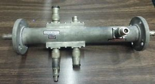1 5/8 Line Section w/Inner Connectors Incident/Reflected Coupler 3kw Pwr Rating