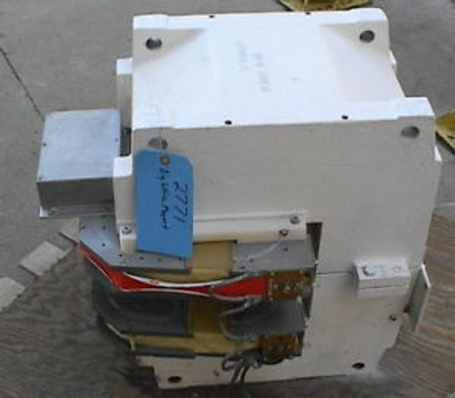 1000# Electromagnet liquid cooled (8KG@40A w/o cooling)