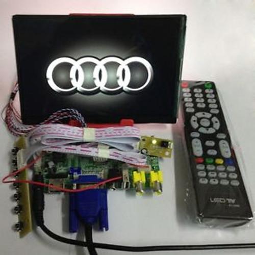 HDMI/VGA/AV/Audio/USB FPV Driver Board + 7 1280X800 TFT IPS LCD Monitor Module