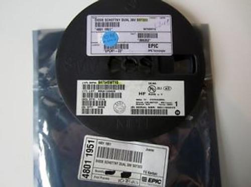 (1,078 pcs) EPIC DIODE SCHOTTKY DUAL 30V SOT323 BAT54SWT1G
