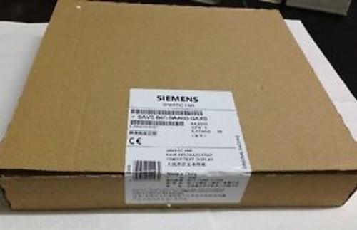 NEW Siemens text display TD400C 6AV6640 6AV6 640-0AA00-0AX0