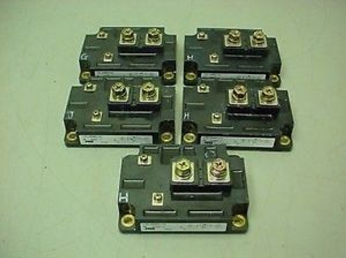 (5) PRX - IGBT CM600HA-24H Power Modules 1200V 600A