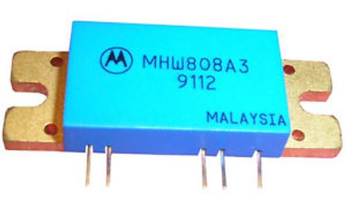 10 Pcs In A Lot Mhw808A3 Rf Module Motorola ( Mhw808 Mhw808A-3_ Brand New