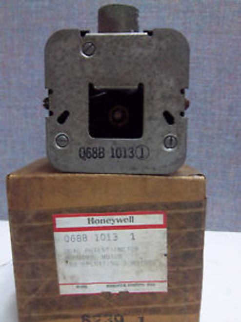 HONEYWELL DUAL POTENTIOMETER Q68B 1013 1 NEW Q68B10131