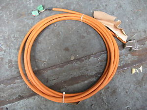 Indramat Rexroth 15 Meter Wire INKO234-00-27-116 - NEW Surplus