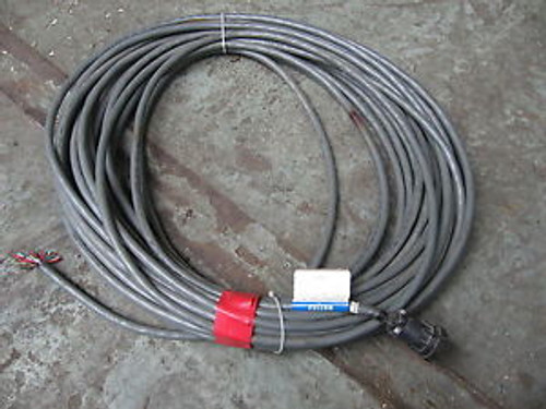 Carol 24 AWG Type Shielded Cable  CL2 75C CSA LL41722 - NEW Surplus