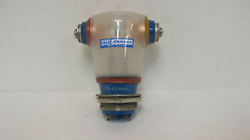 Jennings RS10115S SPST High Voltage Relay.  28KV, 75 Amps RMS.  110VDC Coil.