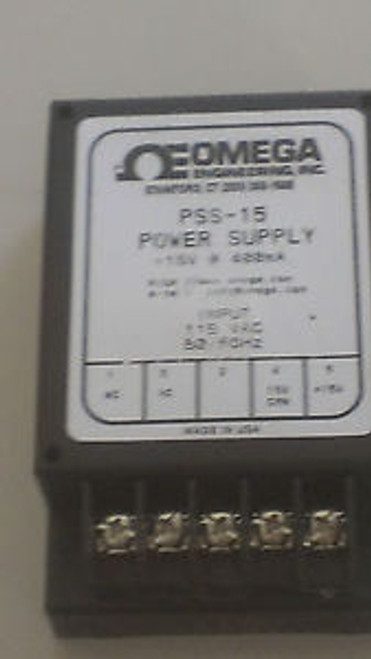 oe omega pss-15 power supply