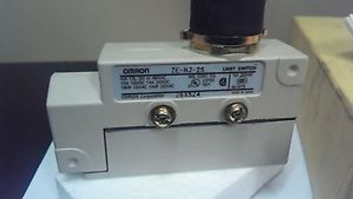 OMRON----LIMIT SWITCH Part # ZE-NJ-2s NEW IN BOX