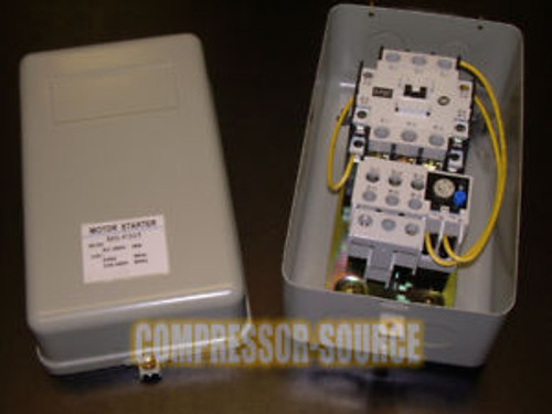 NEW 7.5 HP SINGLE PHASE MAGNETIC STARTER MOTOR CONTROL