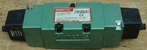 #SLS1F521 NEW Numatics Control Valve Replace Unit No. 554BB500KT00030 12434LR