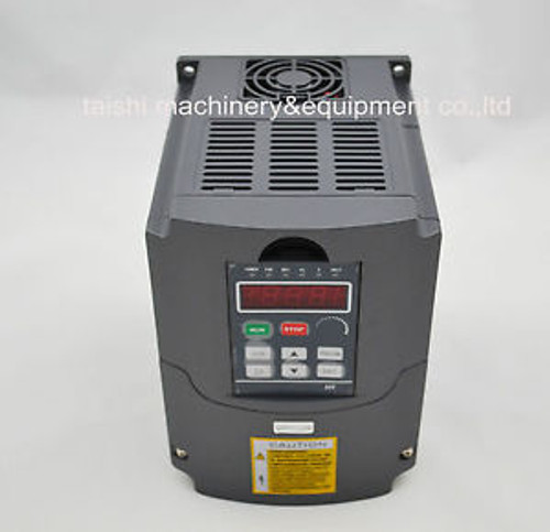 110V VARIABLE FREQUENCY DRIVE INVERTER VFD 2.2KW new