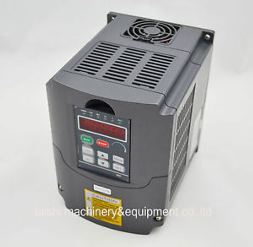 380V VARIABLE FREQUENCY DRIVE INVERTER VFD 2.2KW 3HP