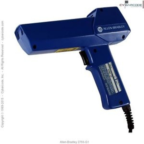 Allen-Bradley 2755-G1 Laser Scanner with One Year Warranty