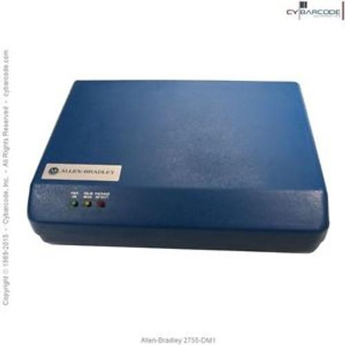 Allen-Bradley 2755-DM1 Bar Code Decoder with One Year Warranty