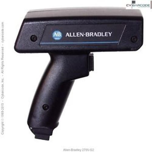 Allen-Bradley 2755-G2 Laser Scanner with One Year Warranty