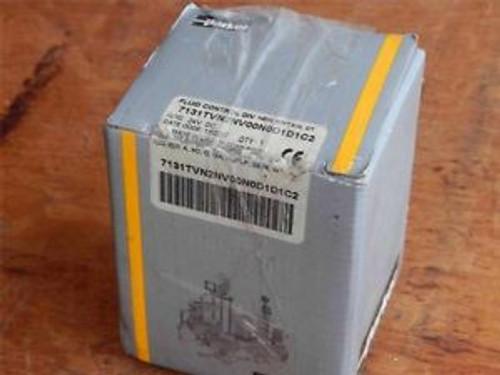 #105  Parker  7131TVN2NV00N0D1D1C2  Skinner Solenoid Valve  24Vdc  1/8 Orifice
