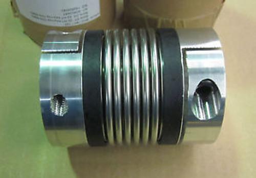 R&W BK2/80/106 bellows shaft coupler 22mm - 22mm servo motor gearhead