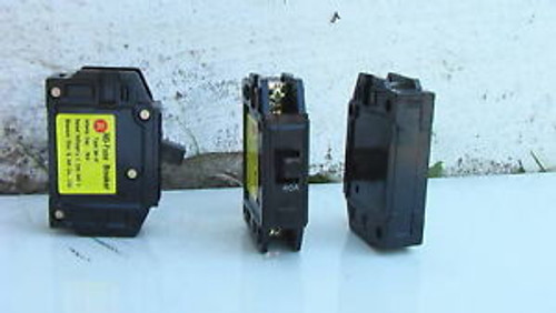 All New No Fuse Breakers PACKAGE of 31