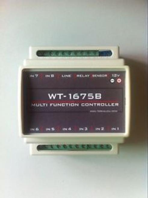 DIN Rail GSM Remote Monitoring & Remote Control System