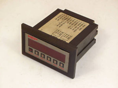 KEP INT69PM2A2 110VAC 8.0VA Ver 3.01 Display Module USED