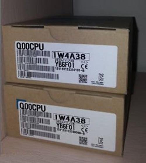 1 pcs MITSUBISHI MELSEC-Q CPU Unit Q00CPU new in box