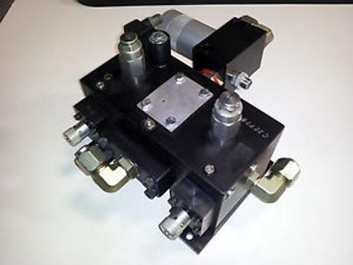 MTS Passive Load Abort System Model 297 Overload Protection Module Servo Valve