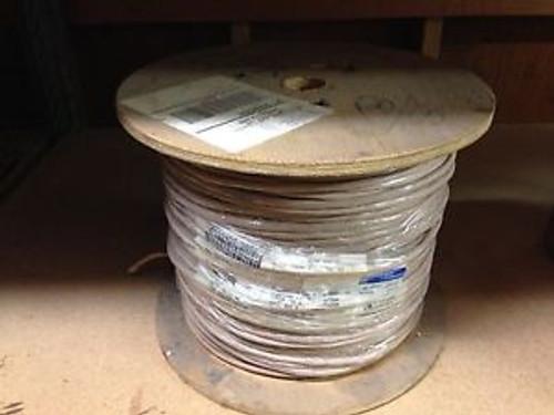 1000 Prestolite Wire D1224DO-SB02 12 Pair 24 Gauge Cat 3 Beige Telephone Cable