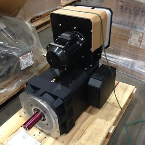 109.4 KW ABB 3 PHASE AC SERVO MOTOR, WITH BLOWER FILTER AND ENCODER NEW