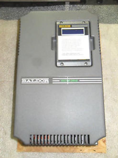 (V16) 1 New BALDOR ZD18H410-E AC VECTOR DRIVE