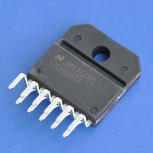20x LM3886-TF Original NS 68W Audio Power Amplifier IC, LM3886TF.