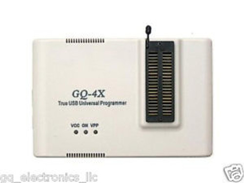 MCUmall Canada GQ brand True-USB GQ-4X EPROM BIOS Chip Burner Device Programmer