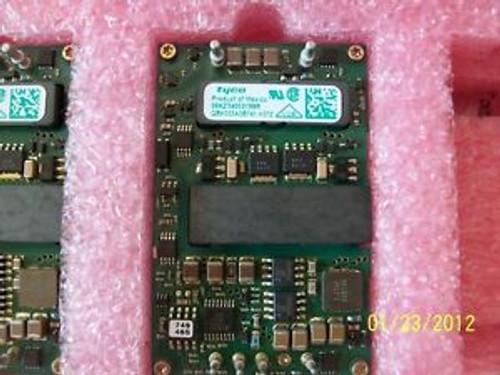 1 each QBK033A0B741-H37Z DC/DC Converter 1/4 brick GE Lineage Power Tyco RohS