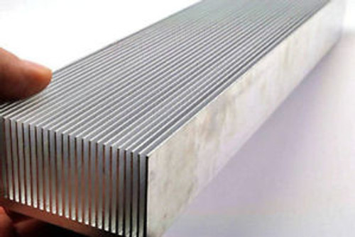 2p High quality dense teeth fin heatsink for power amplifier 3006936MM?XYZ 16