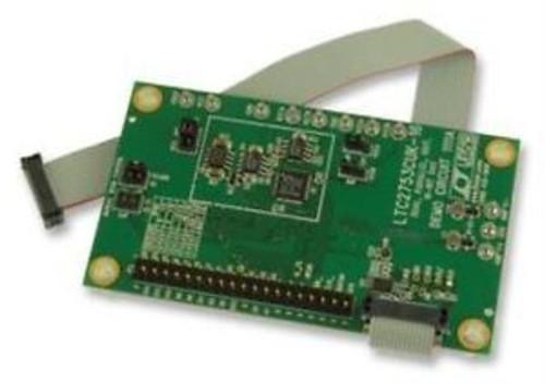 07W9812 Linear Technology Dc1111A Eval Board Ltc2753 16Bit Dac