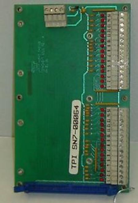 #SLS1C23 TPI Input Board 040390    #6191LR