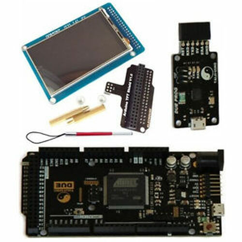 Taijiuino Due Pro R2 With TFT 3.2 400240 SD Touch Shield Kit -For Arduino Due