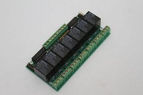 (Qty 1)  Tern Relay-7 12 24 30 VDC Relay terminal block