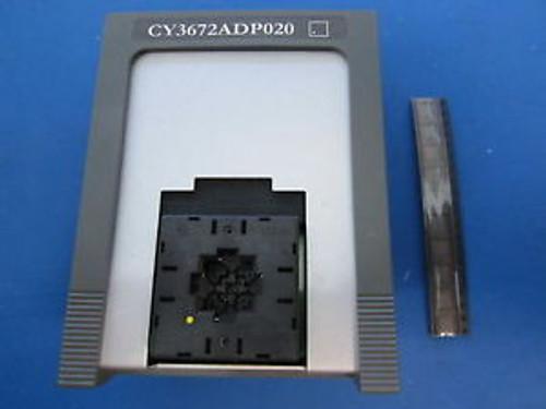10 Cypress Semiconductor CY3672ADP20