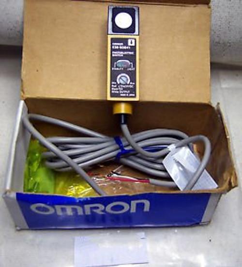 (0199) Omron Photoelectric Sensor E3S-5DB41