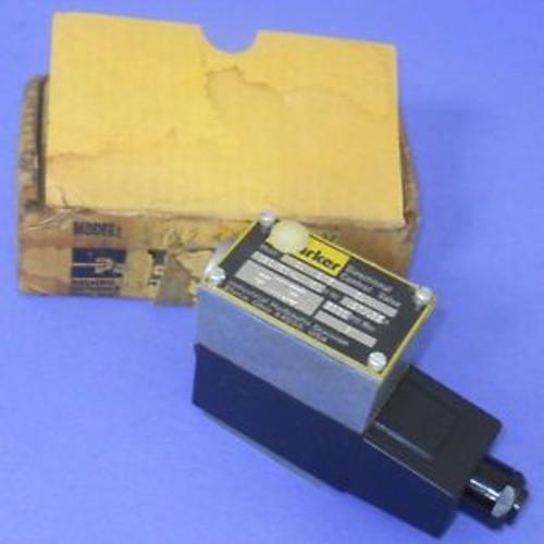PARKER 110/120V 50/60HZ 3000 PSI DIRECTIONAL CONTROL VALVE D1VW2K5Y NEW