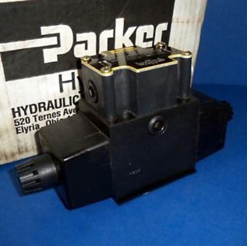 PARKER 120V/60HZ-110V/50HZ 1500/5000PSI SOLENOID VALVE D3W4CNYC56 30 NEW