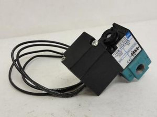 153231 New-No Box MAC 113B-111AAAA Directional Control Valve 0-150PSI 110/120