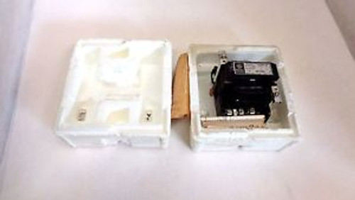 NEW IN BOX GE GENERAL ELECTRIC CR205K002 CONTACTOR SIZE 1 2 POLE 115V COIL