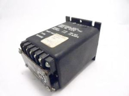141407 Old-Stock ISSC 1217C-1HB1 Solid State Control Unit